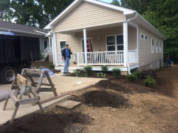 Habitat House After